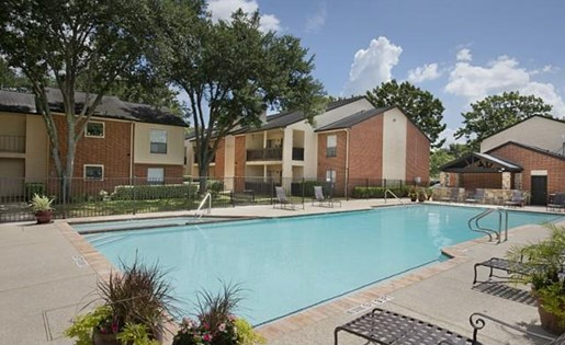 Pool Cabana & Outdoor Entertainment Bar at Foundations at Austin, Sugar Land, TX 77479