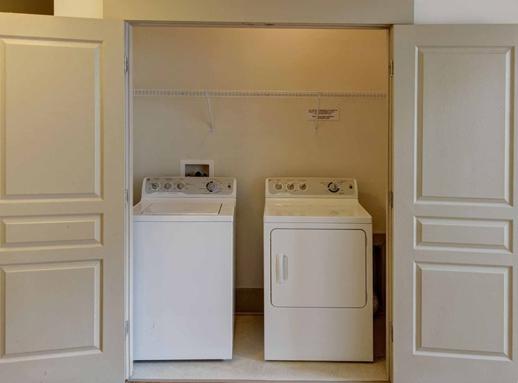 Full-Sized Stackable Washer and Dryer at 712 Tucker, Raleigh, NC 27603