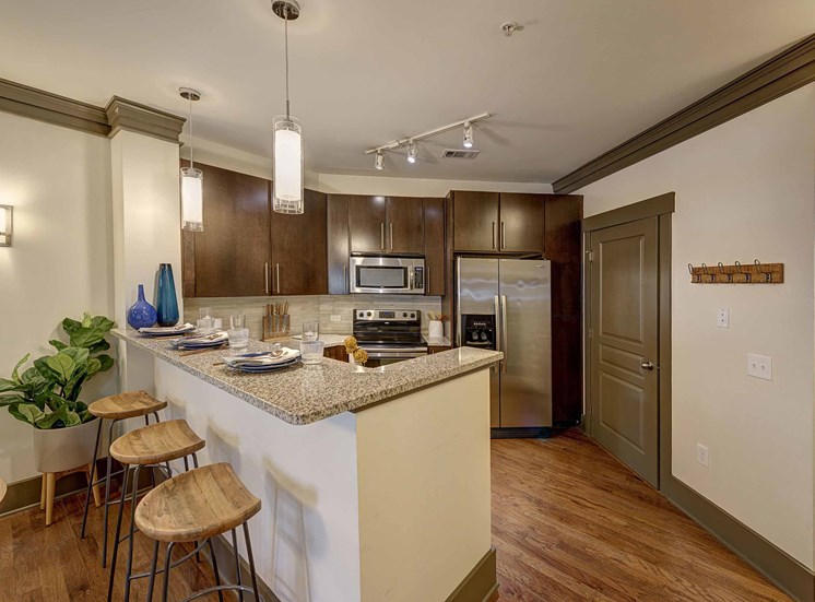 Eat-in Kitchens at 712 Tucker, Raleigh