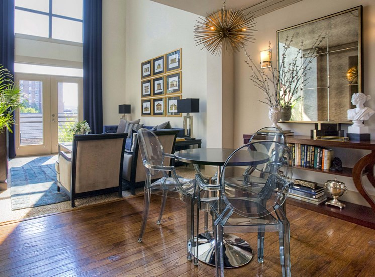 Renovated Apartment Homes Available at 712 Tucker, Raleigh, NC