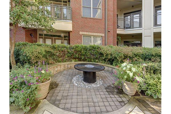 Beautiful Courtyard at 712 Tucker, North Carolina