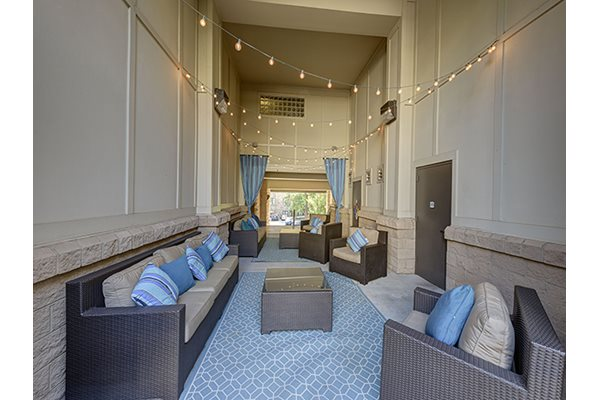 Resident Lounge at 712 Tucker, Raleigh