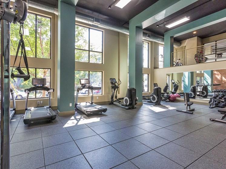 Fitness Club at 712 Tucker, North Carolina