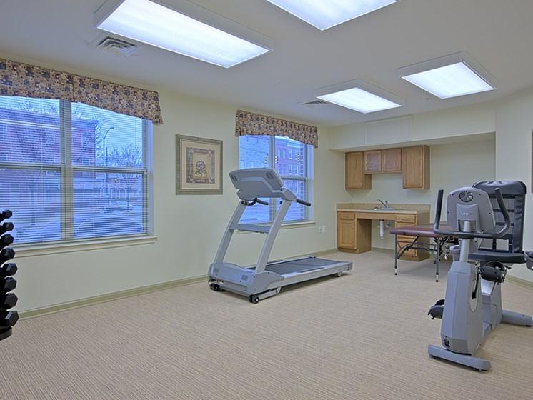 Fitness Center Seniors