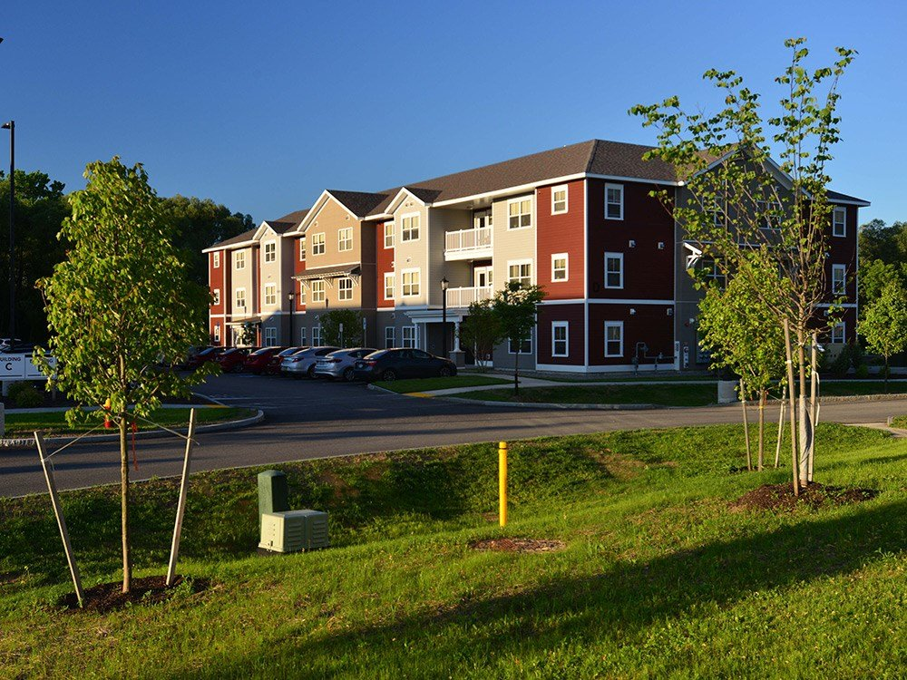 Affordable housing at Meadows at Middle Settlement in New Hartford, NY