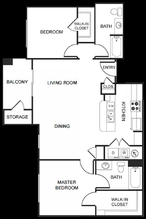 C1 Floor Plan 3