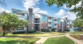 2502 Burney Oaks Lane 1-2 Beds Apartment for Rent Photo Gallery 1