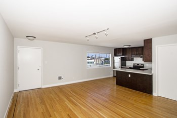 3875 18th Street Studio-2 Beds Apartment for Rent Photo Gallery 1