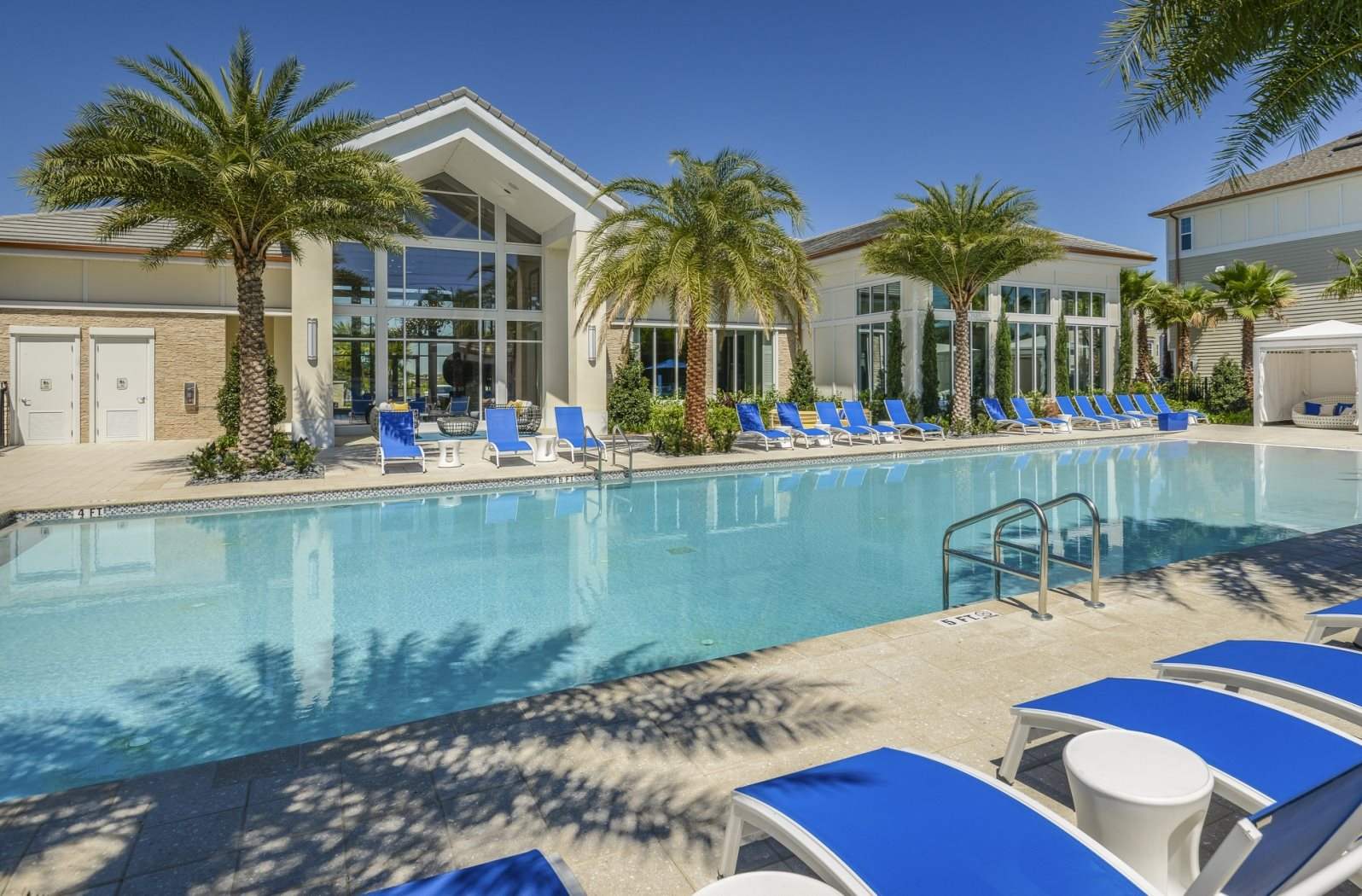 Sparkling Pool at Altis Sand Lake, Orlando, Florida