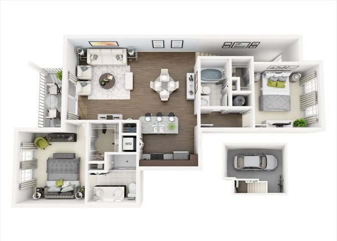 Palm Floor Plan 6