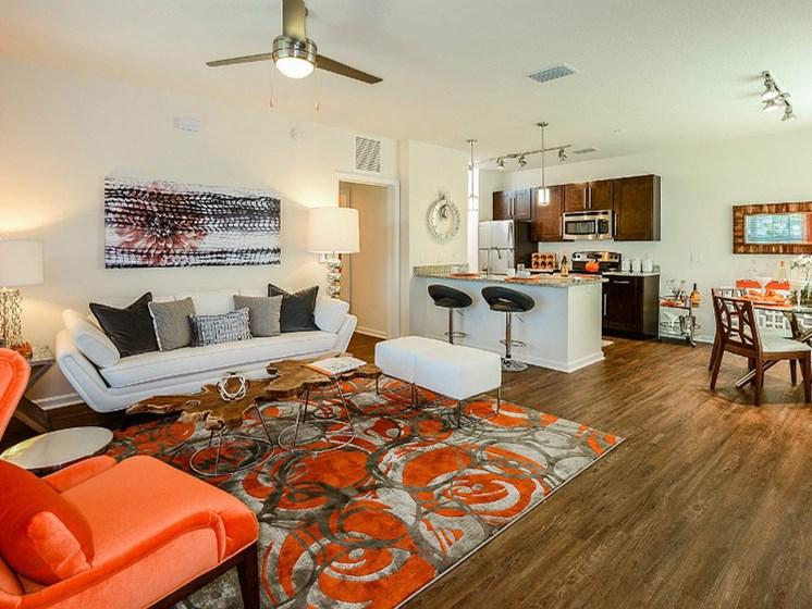 Lavish Interior at Altis Sand Lake, Orlando