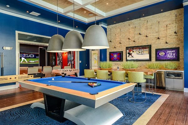 Clubhouse with Game Room at Altis Sand Lake, Orlando