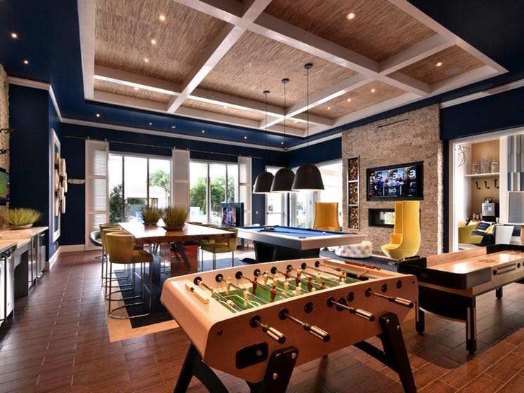 Resident Recreation Lounge at Altis Sand Lake, Florida, 32836