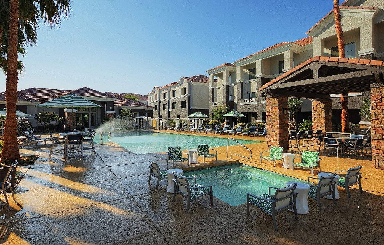 enclave at arrowhead apartments in peoria az