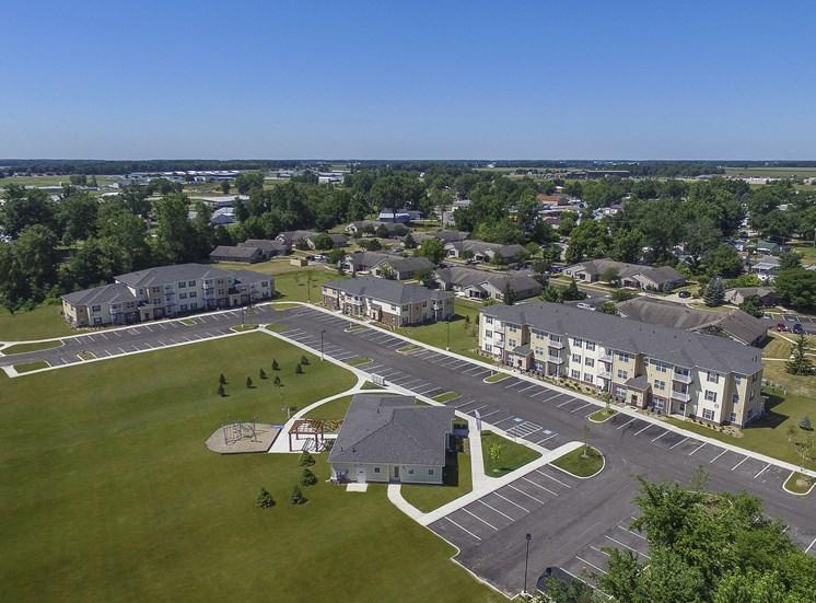 Skyview of Tiffin Pointe at Tiffin Pointe, Ohio, 44883