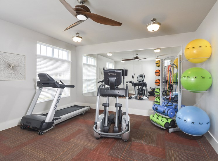 Health and Fitness Center at Tiffin Pointe, Tiffin, Ohio