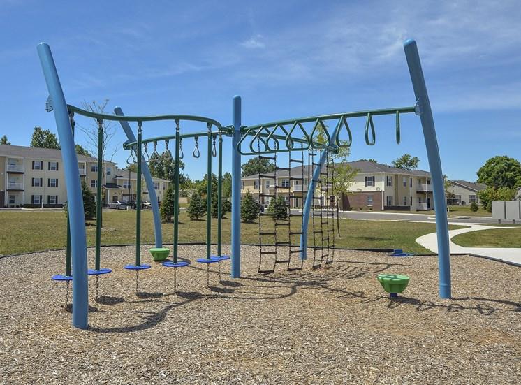 Outdoor Playground at Tiffin Pointe, Ohio, 44883