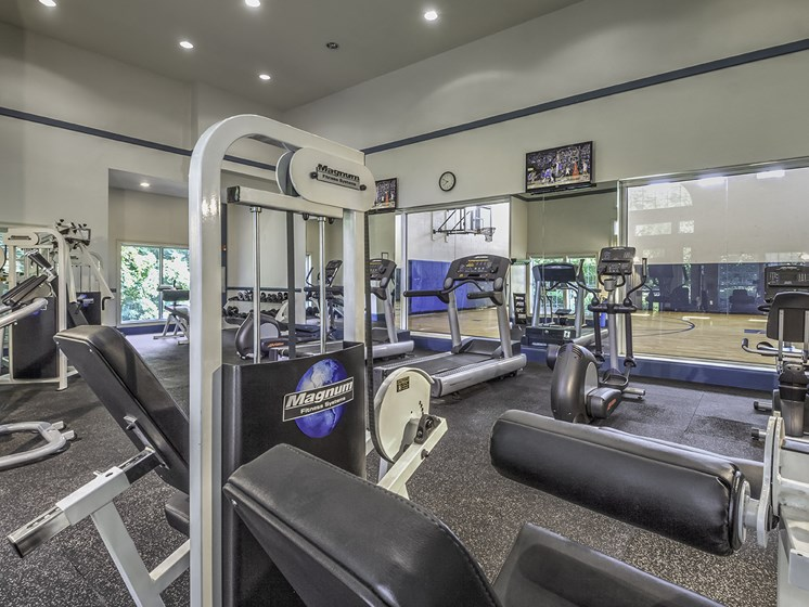 Ashley Park Apartments Fitness Center