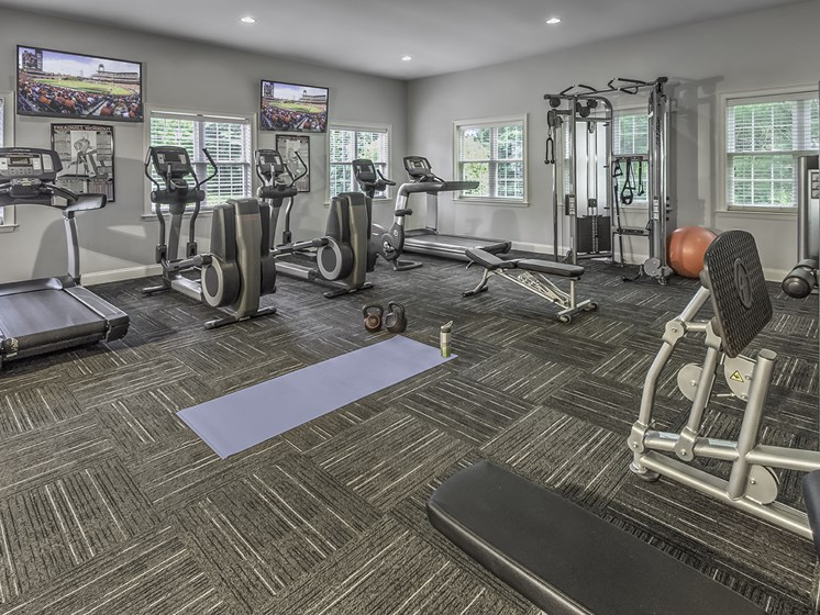 Cumberland Green Fitness Center