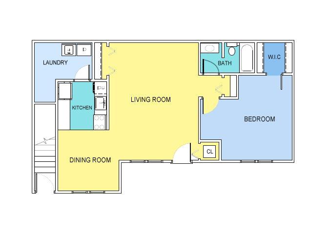 Cypress Floor Plan 2