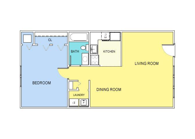 Linden Floor Plan 1