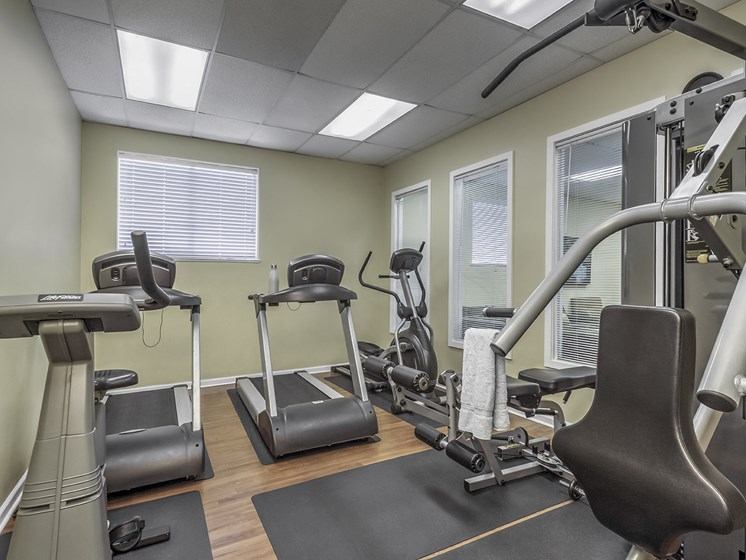 Apartment Fitness Center