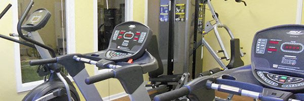 Apartment Community Fitness Equipment