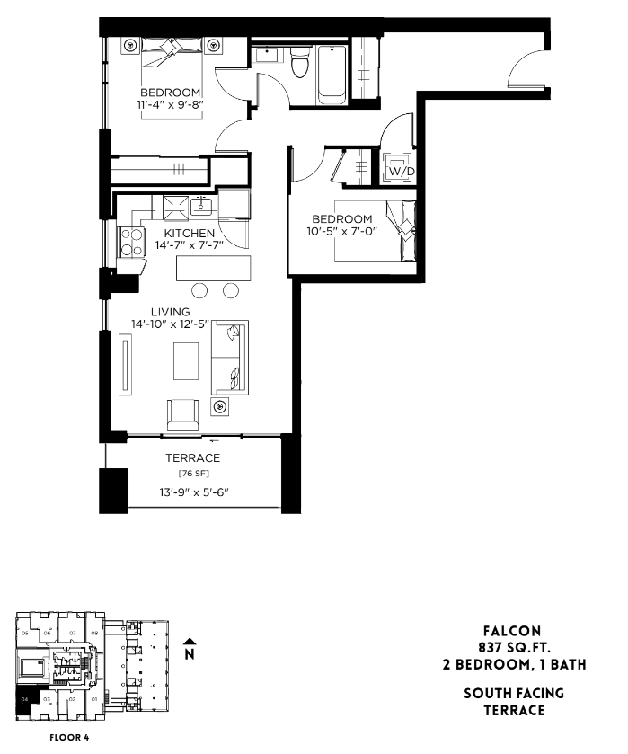 Falcon Floor Plan 22
