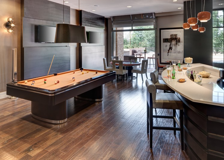 Kent Place Residence_Englewood CO_Community Billiards