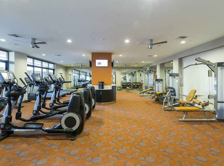 Kent Place Residence_Englewood CO_Community Fitness Center