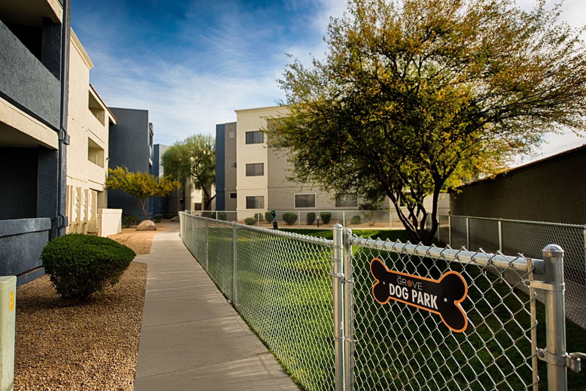 Bark Park at The Grove Deer Valley Apartments, Phoenix, 85053