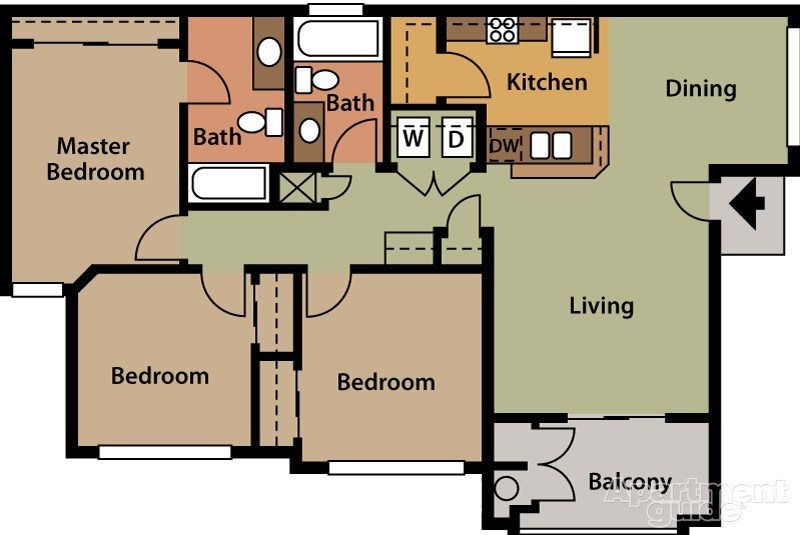 Willow Floor Plan 6