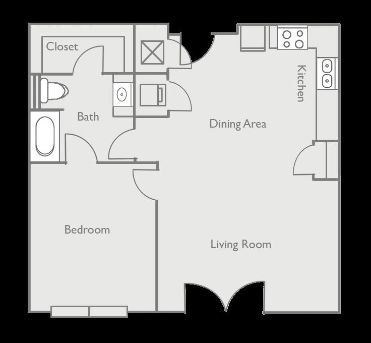 A11 Floor Plan 8