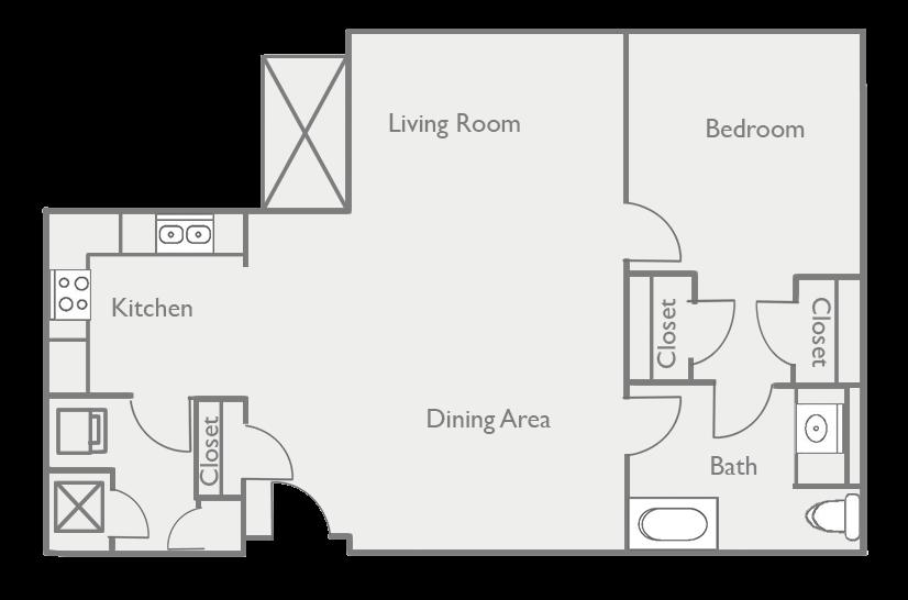 A-14 Floor Plan 13
