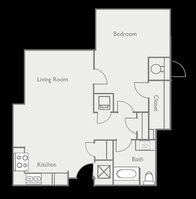 A-15 Floor Plan 14