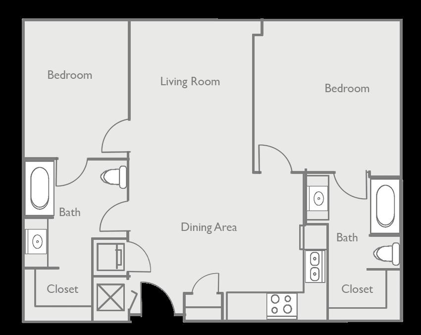B-1F Floor Plan 18