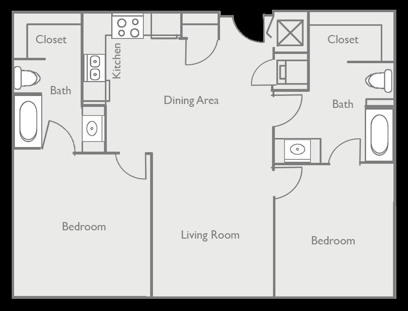 B-2F Floor Plan 20