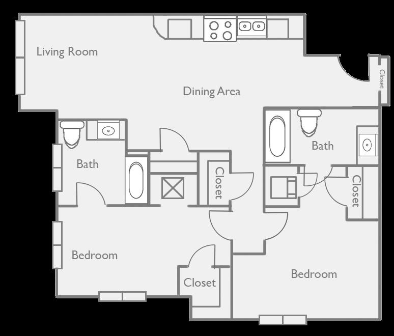B4 Floor Plan 21
