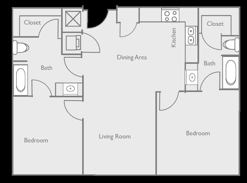 B-5 Floor Plan 22