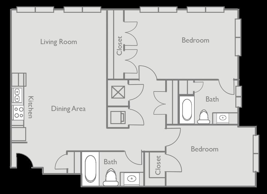 B-7F Floor Plan 23