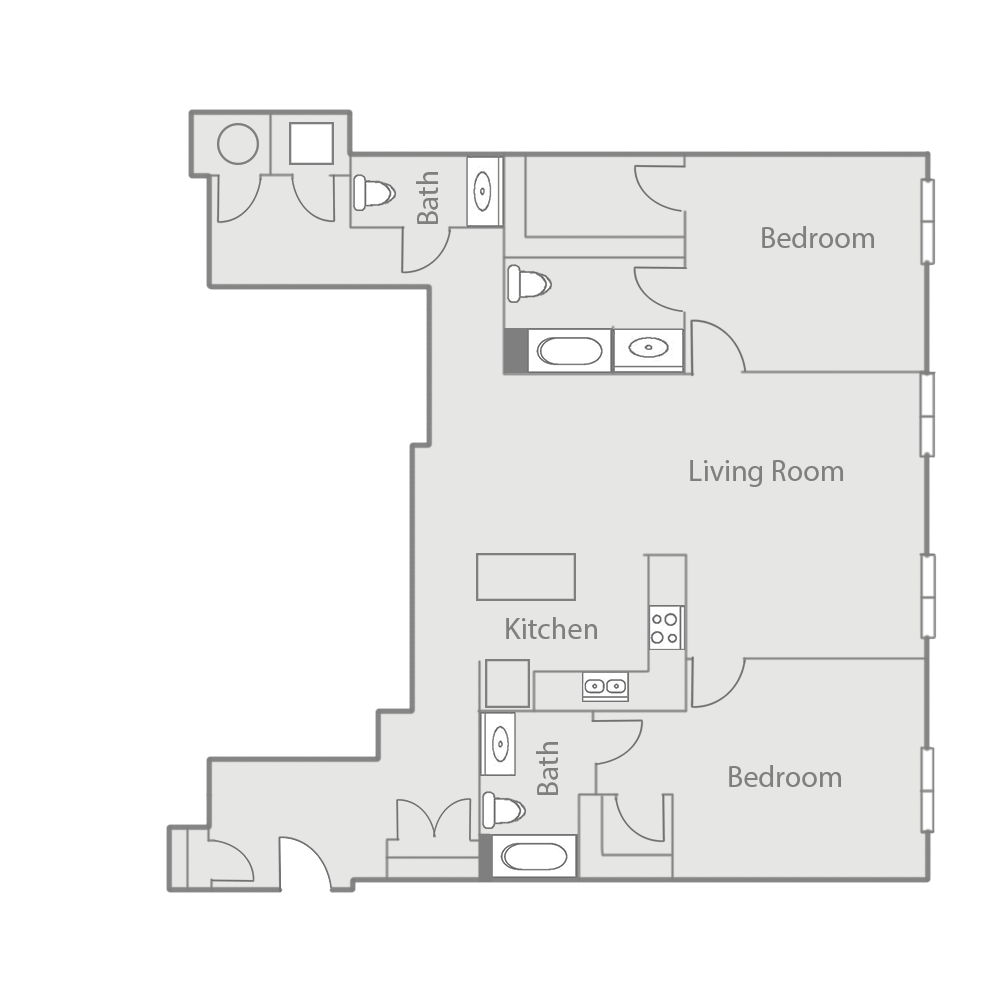 B4E Floor Plan 43