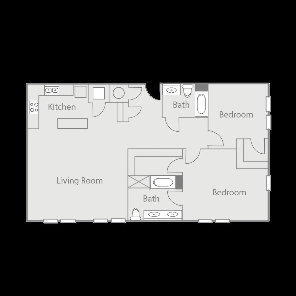 B9E Floor Plan 52