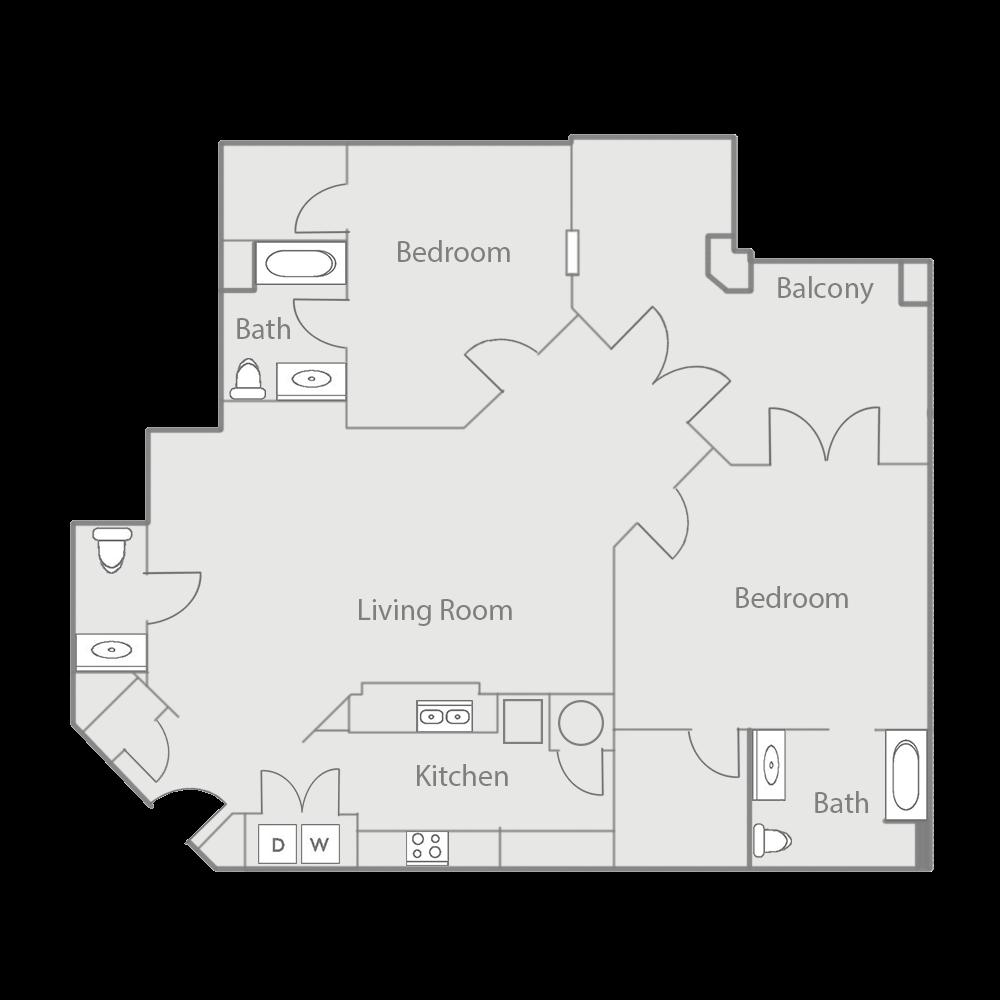 B10E Floor Plan 53