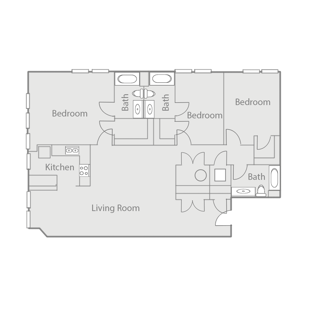 C2E Floor Plan 55