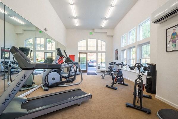 Fitness Center| Cascara Canyon in Martinez, CA 94553