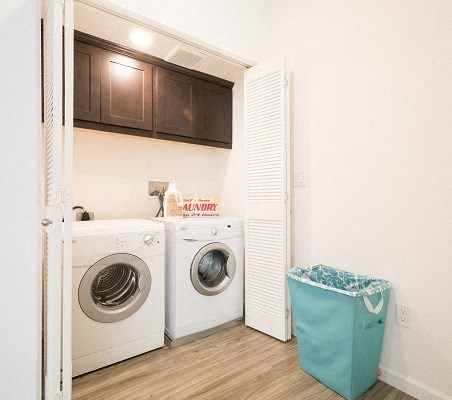 Laundry | Cascara Canyon in Martinez, CA 94553