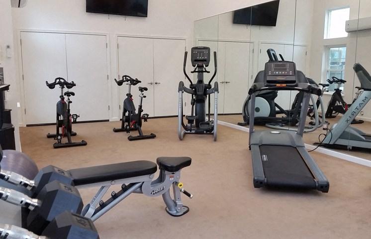 Fitness Center Equipment | Cascara Canyon in Martinez CA
