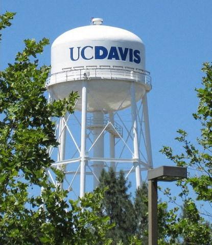UC Davis Water Tower  l Davinci Apartments