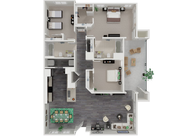 Garnet Creek Apartments in Rocklin