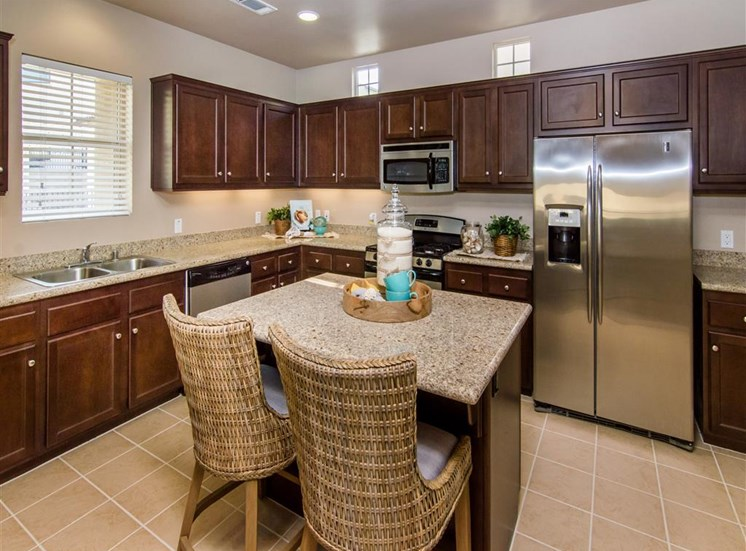 Apartments Near Oceanside, CA -Piazza D Oro Kitchen